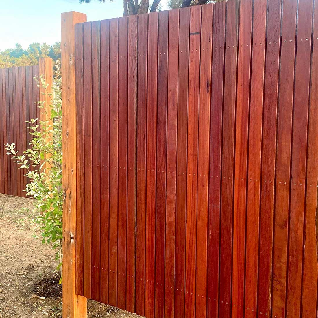 Spotted Gum Screens