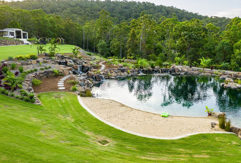 Waterscapes Australia Job we worked on with them